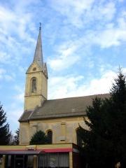 A katolikus templom